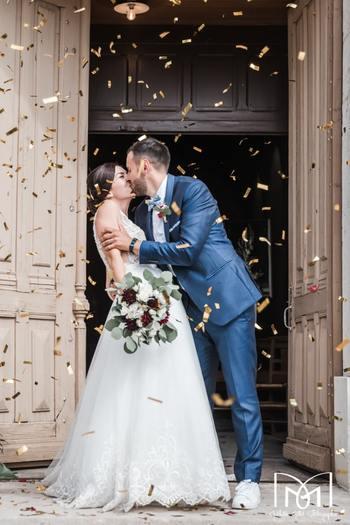 photo mariage mathilde millet lons le saunier jura