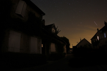 photo, mathilde millet, nuit, chilly le vignoble